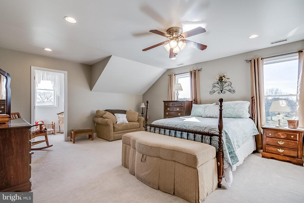 Second bedroom - 42070 SADDLEBROOK PL, LEESBURG