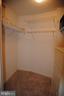 large walk in closet - 19385 CYPRESS RIDGE TER #1103, LEESBURG
