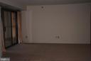 living room - 19385 CYPRESS RIDGE TER #1103, LEESBURG