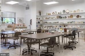 HOA craft room - 19385 CYPRESS RIDGE TER #1103, LEESBURG