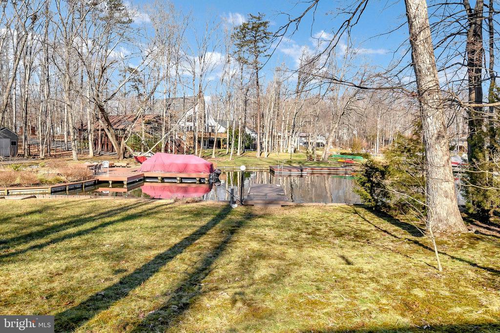 backyard - 116 WASHINGTON ST, LOCUST GROVE