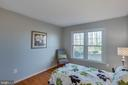 A Main Level Bedroom for guests/inlaws/Aupairs - 4510 MARQUIS PL, WOODBRIDGE