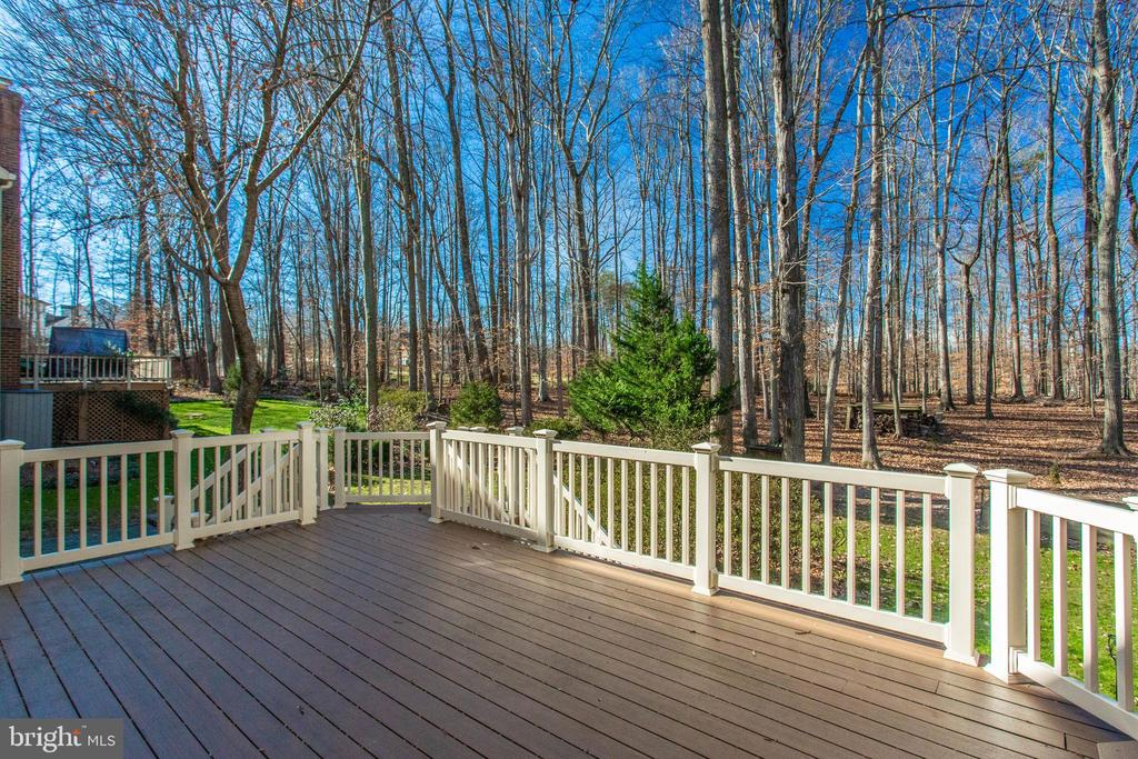 Outdoor Living at its finest - 4510 MARQUIS PL, WOODBRIDGE