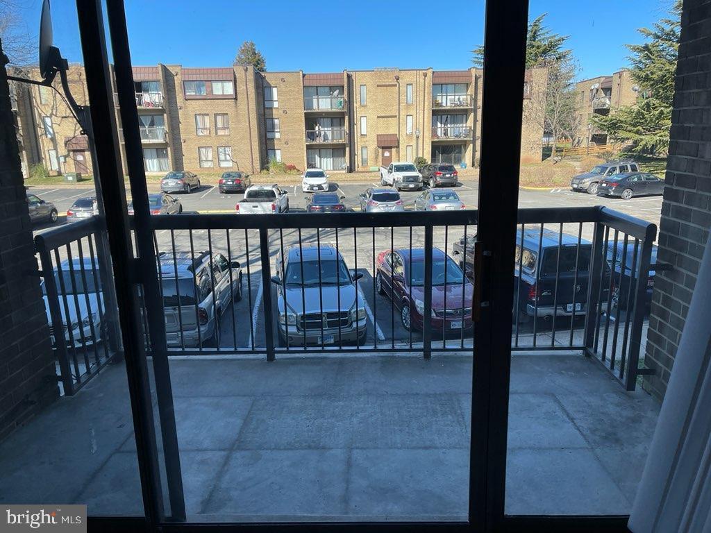 Balcony of Living Room - 11053 CAMFIELD CT #101, MANASSAS