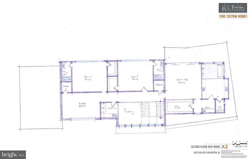Upper Level - 3632 36TH RD N, ARLINGTON