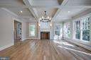 1609 Crestwood Lane - Family Room - 7008 BENJAMIN ST, MCLEAN