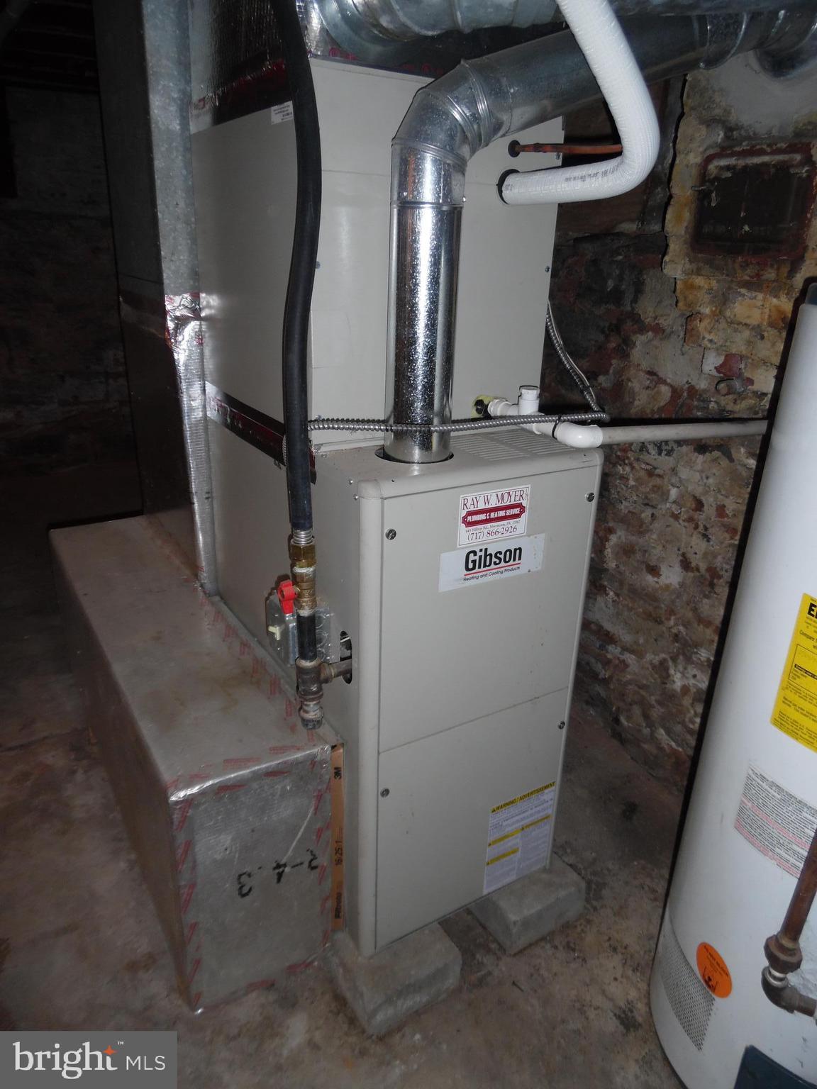 Newer Gas Furnace