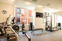 Private Gym - 3150 SOUTH ST NW #PH2C & 1M, WASHINGTON