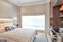 Bedroom 3 with Ensuite - 3150 SOUTH ST NW #PH2C & 1M, WASHINGTON