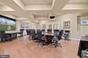 Large Open Area in Basement Used for Conferences - 40543 COURTLAND FARM LN, ALDIE
