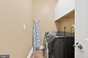 Guest House Laundry Room - 40543 COURTLAND FARM LN, ALDIE