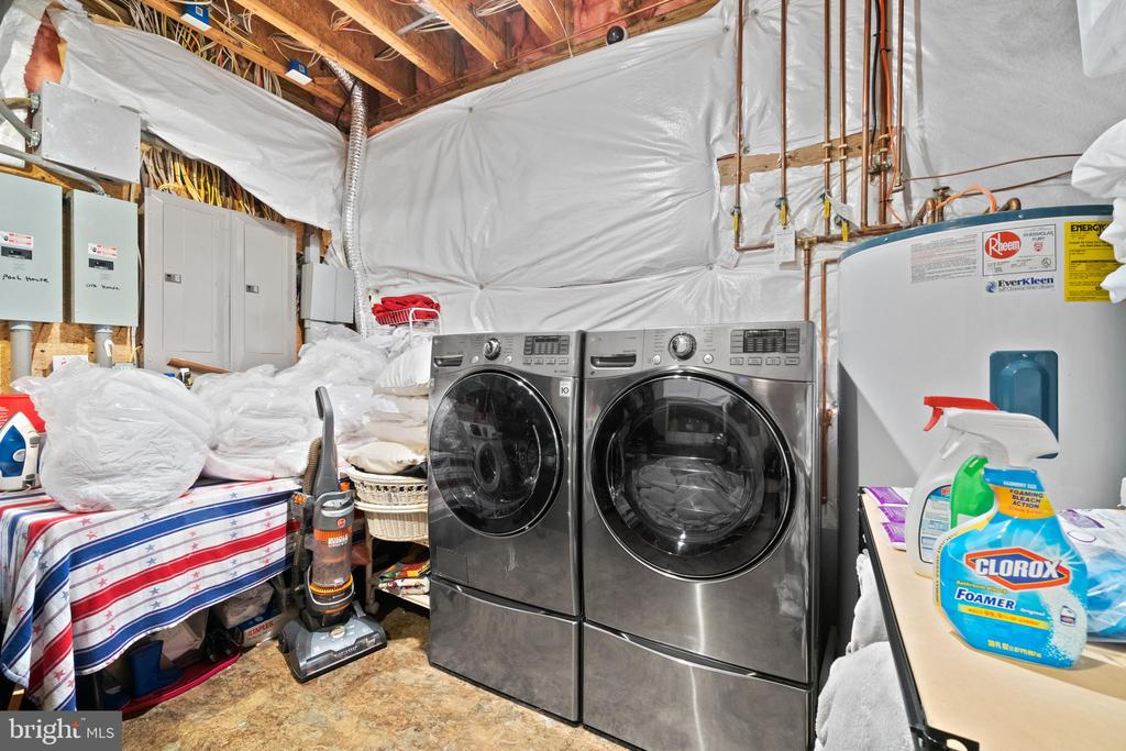 Laundry Room - Currently used Commerically - 40543 COURTLAND FARM LN, ALDIE