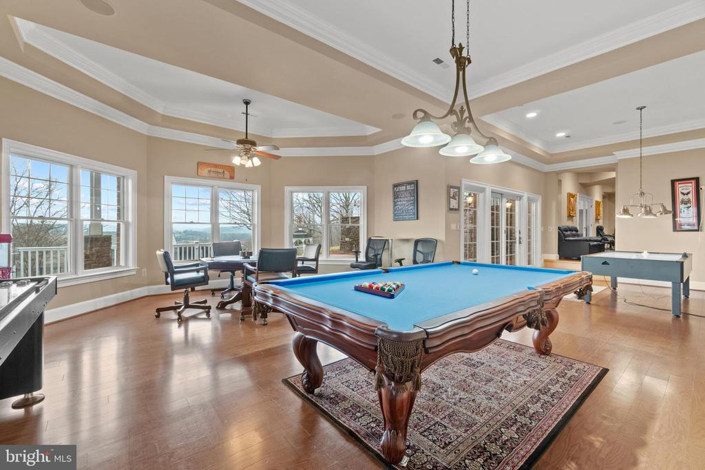 Entertain Here for Hours - 40543 COURTLAND FARM LN, ALDIE