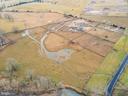 Aerial photos of views - 40543 COURTLAND FARM LN, ALDIE