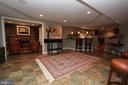 Lower Level Party Room - 6951 JEREMIAH CT, MANASSAS