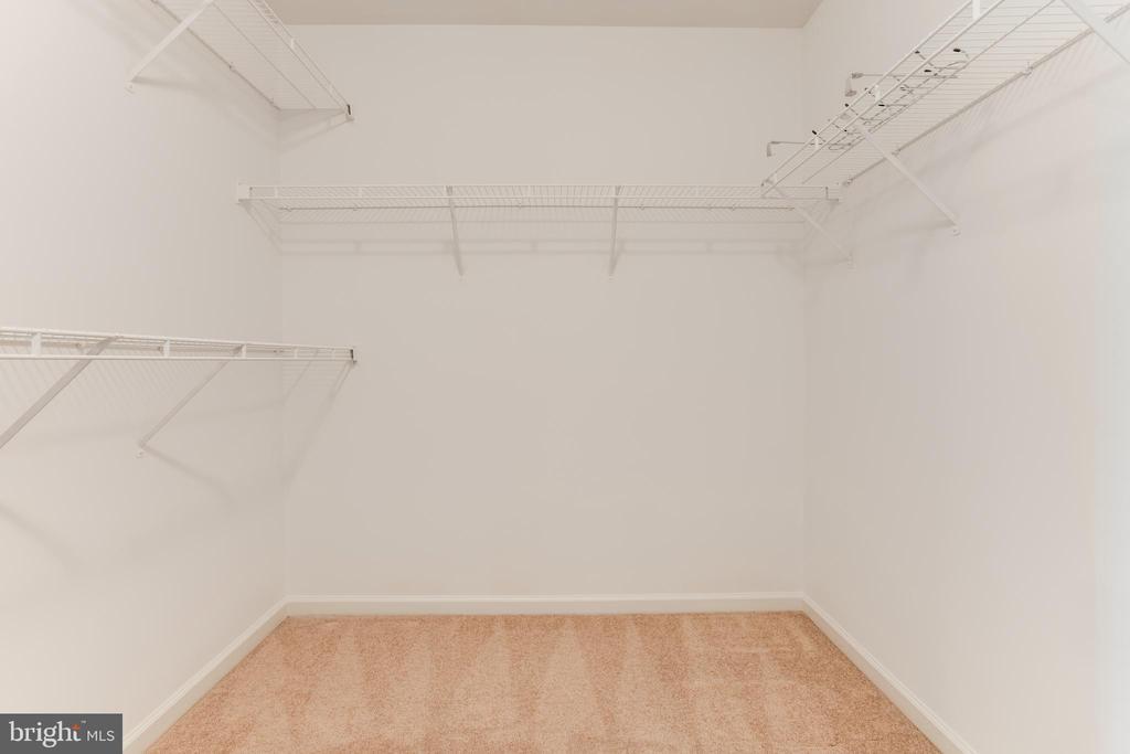 Walk-in Closet - 156 EXECUTIVE CIR, STAFFORD