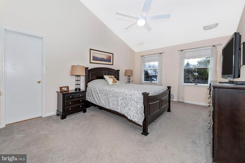 master bedroom - 13001 PENN SHOP RD, MOUNT AIRY