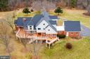 Look at that deck! - 38853 MOUNT GILEAD RD, LEESBURG