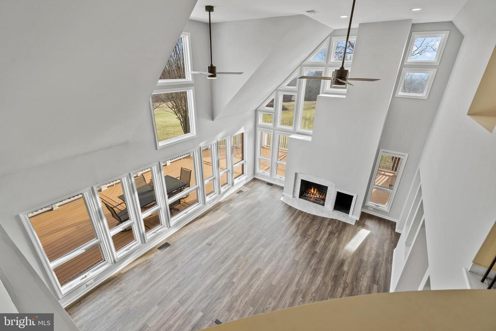 WOW! New smart ceiling fans - 38853 MOUNT GILEAD RD, LEESBURG