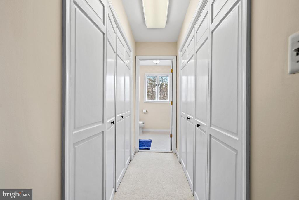 Loads of closets - 38853 MOUNT GILEAD RD, LEESBURG