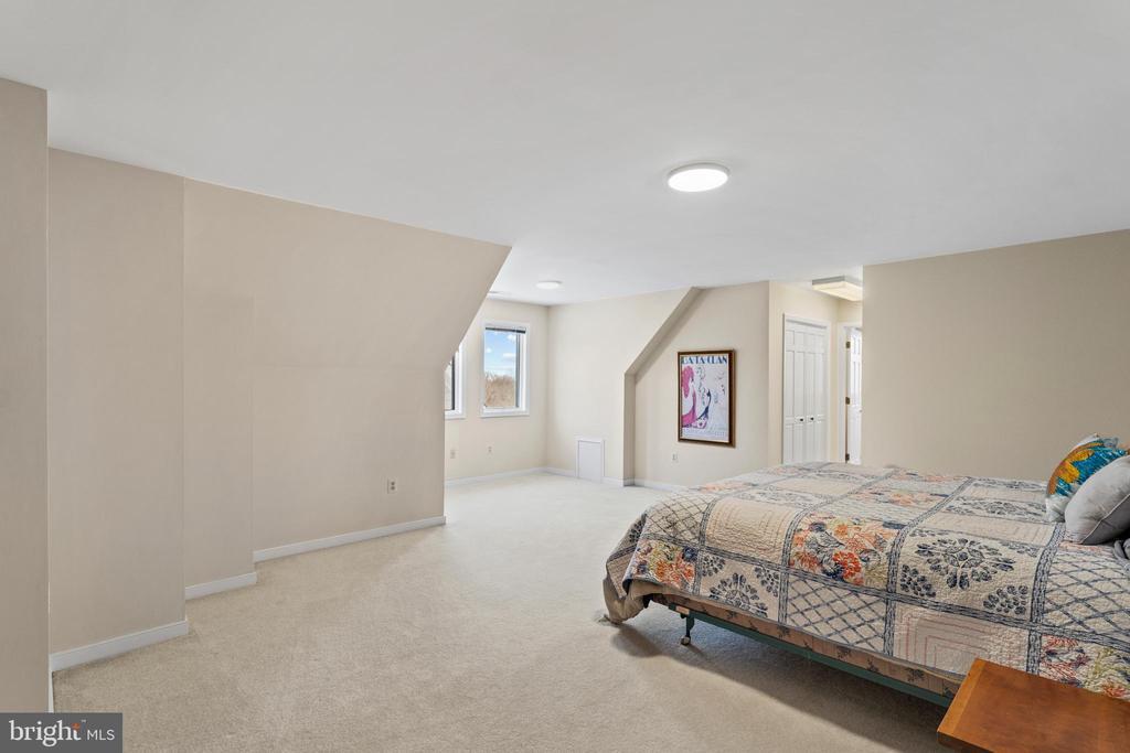 Large bedroom 3 - 38853 MOUNT GILEAD RD, LEESBURG