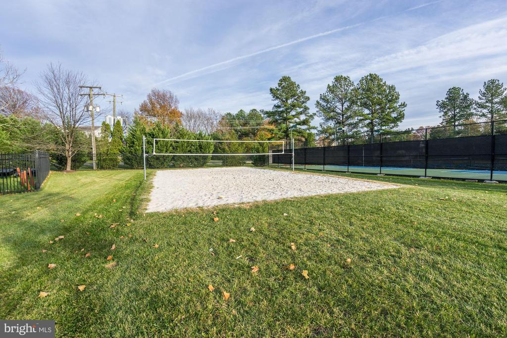 Community Beach Volleyball Court - 3862 BEECH DOWN DR, CHANTILLY