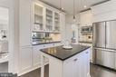 Honed Granite Counters & Luxury Appliances - 2816 O ST NW, WASHINGTON