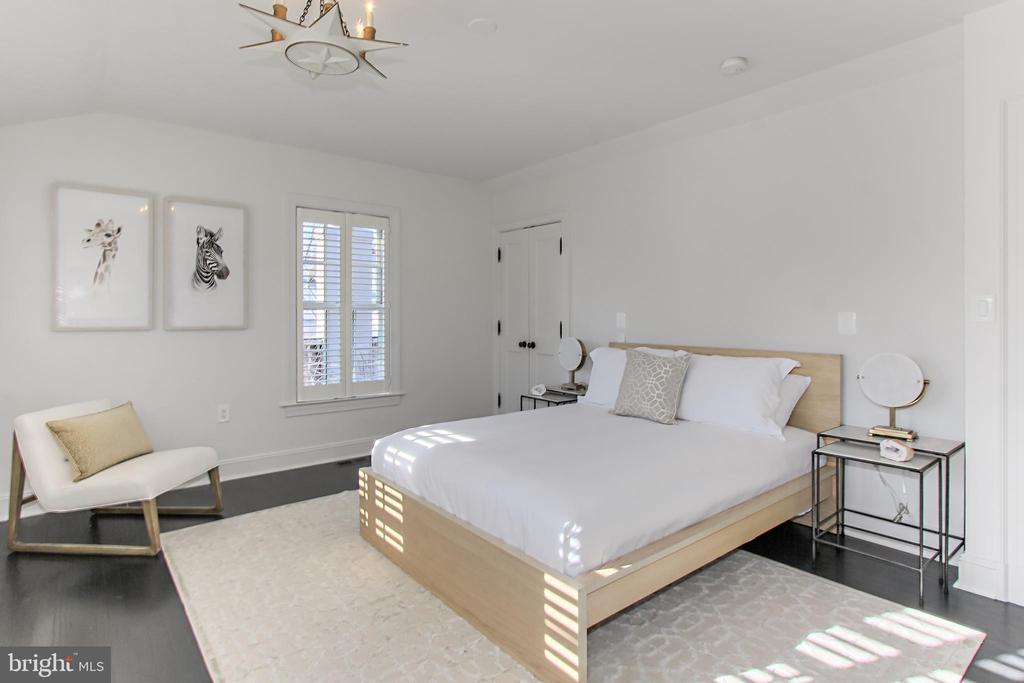 Bedroom Four - 2816 O ST NW, WASHINGTON