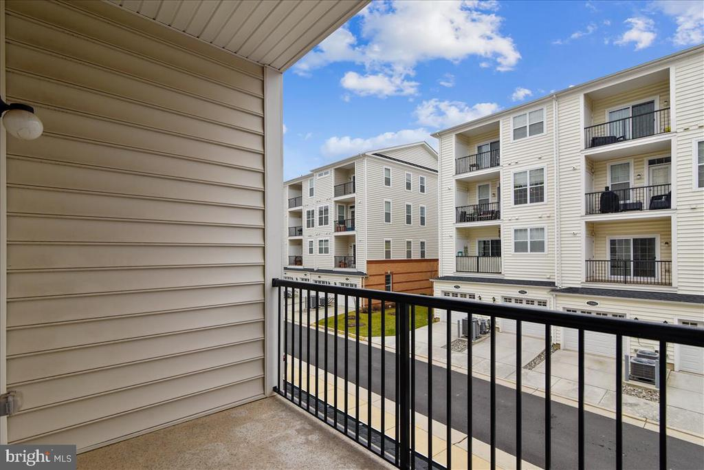 Enjoy the balcony off of the primary bedroom - 43137 WEALDSTONE TER, ASHBURN