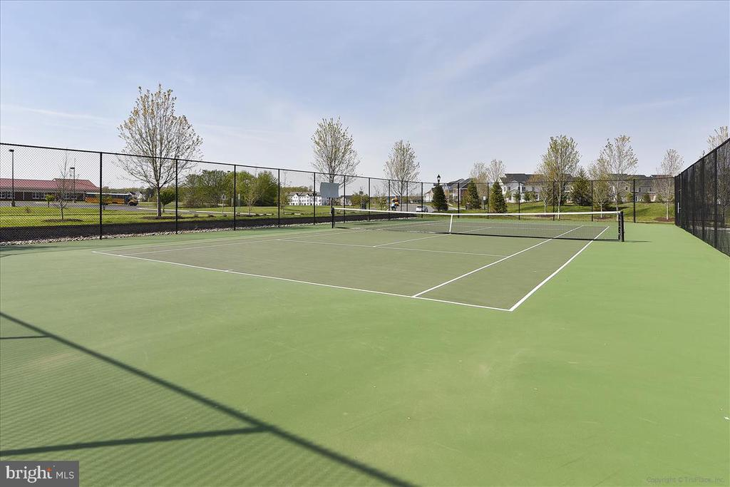 Tennis anyone? - 43137 WEALDSTONE TER, ASHBURN