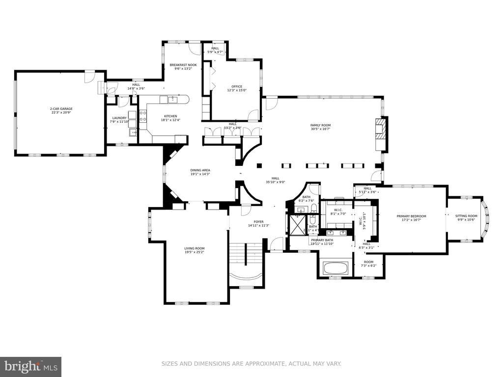 Main Level - 38853 MOUNT GILEAD RD, LEESBURG
