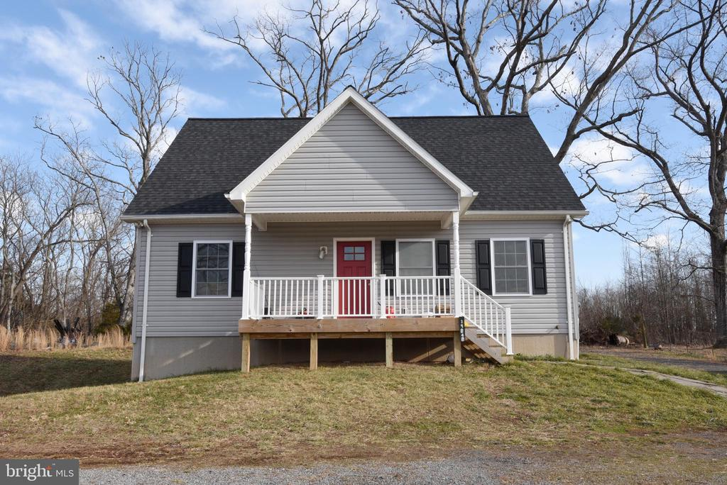 Guest House 4 br.  2 baths full walkout basement - 19876 RIDERS SUCCESS LANE LN, LEESBURG