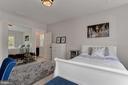 En-suite Bedroom with Walk-in Closet - 1207 ROSS DR SW, VIENNA