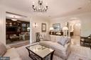 Living Room - 1691 34TH ST NW, WASHINGTON