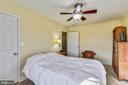 Guest House Bedroom - 37195 KOERNER LN, PURCELLVILLE