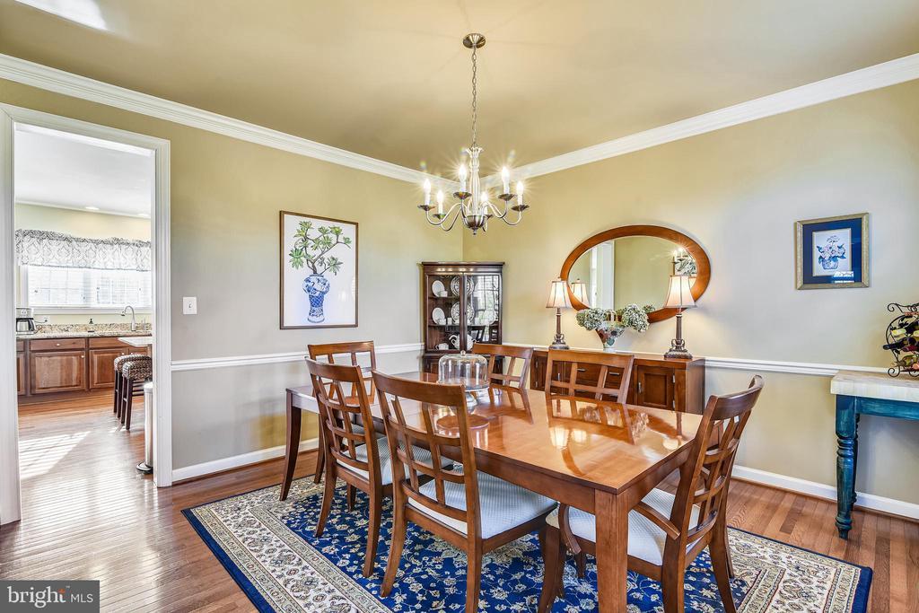 Dining Room - 37195 KOERNER LN, PURCELLVILLE