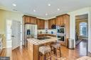 Kitchen - 37195 KOERNER LN, PURCELLVILLE
