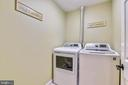Upstairs Laundry Room - 37195 KOERNER LN, PURCELLVILLE
