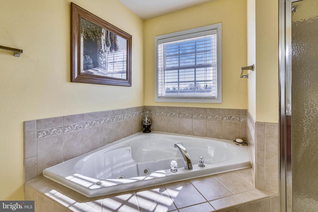 Primary Bedroom Soaking Tub - 37195 KOERNER LN, PURCELLVILLE