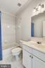 Bedroom #4 Ensuite Bath - 20449 SWAN CREEK CT, POTOMAC FALLS