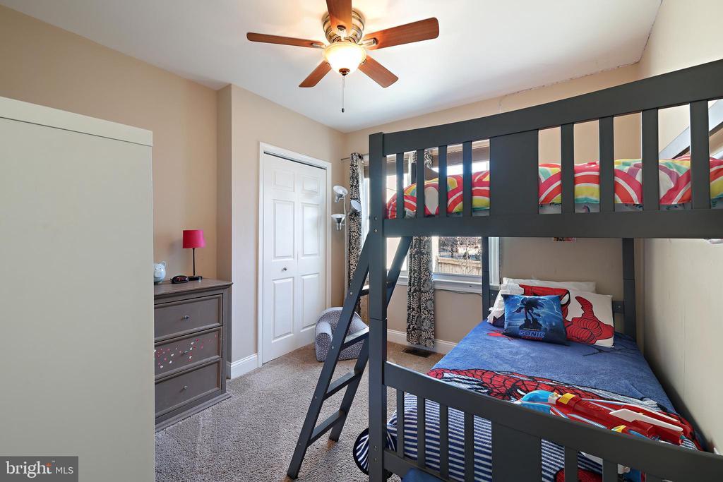 3rd Bedroom - 4821 QUARLES ST NE, WASHINGTON