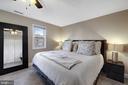 Master Bedroom - 4821 QUARLES ST NE, WASHINGTON