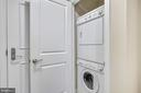 In-unit Washer/Dryer - 3650 S GLEBE RD #464, ARLINGTON