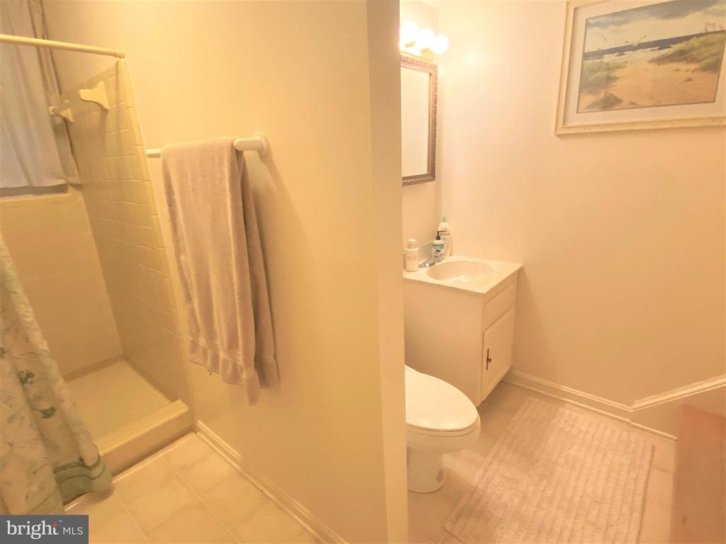Second hall bathroom - 12138 HARPERS FERRY RD, PURCELLVILLE