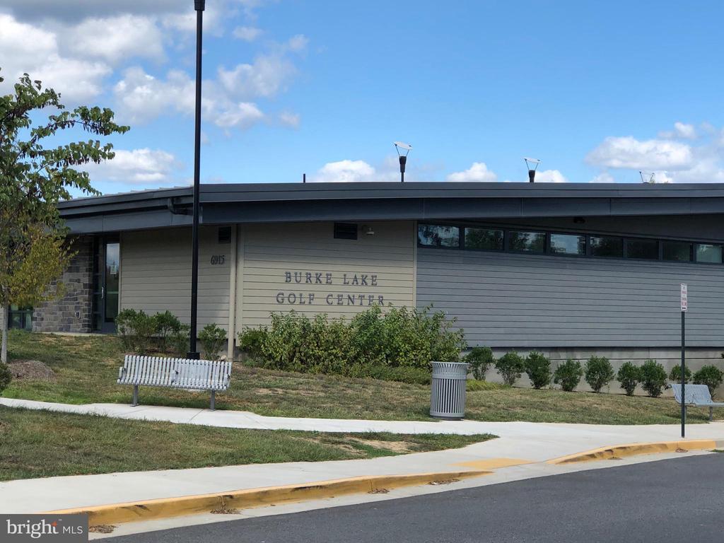 Burke Lake Park & Golf Center - 9401 OX RD, LORTON