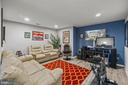 Game/Entertainment Room - 11924 RICKETTS BATTERY DR, BRISTOW
