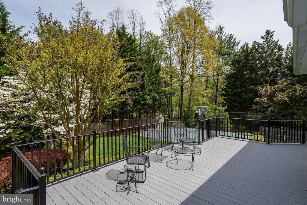 Gorgeous, professional landscaping - 1901 ALLANWOOD PL, SILVER SPRING