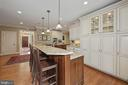Pantry cabs w/custom inserts, swingout shelving - 1901 ALLANWOOD PL, SILVER SPRING