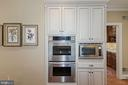 Thermador wall ovens, Dacor MW, warming drawer - 1901 ALLANWOOD PL, SILVER SPRING