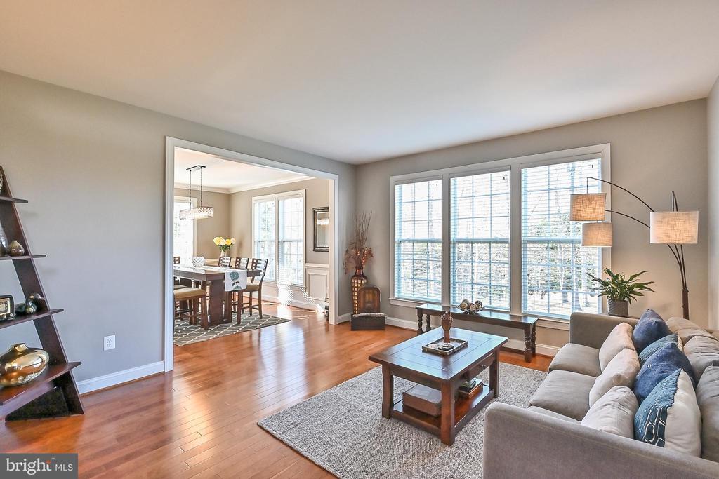 Formal Living Room - 11322 SCOTT PETERS CT, MANASSAS